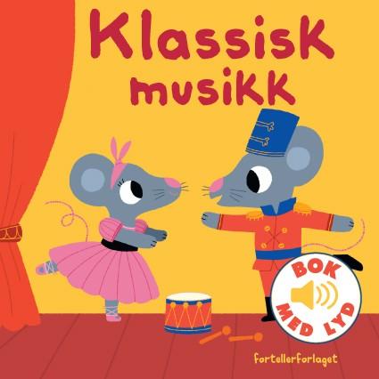 Klassisk musikk  -   Bok med lyd