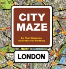 City Maze - London - Bok thumbnail