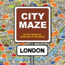 City Maze - London - Brettspill thumbnail